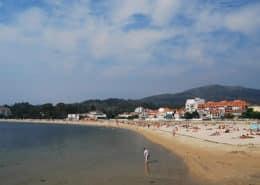 playa de vilagarcia