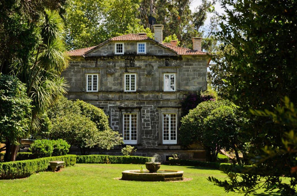 El Pazo de Rubiáns y su Jardín de Excelencia Internacional